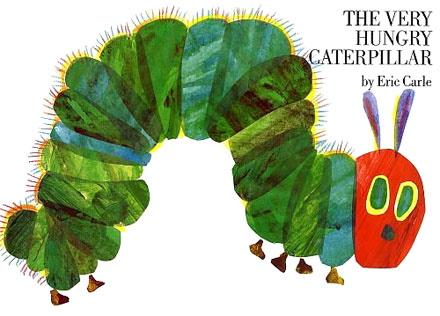 Baby Books - The Very Hungry Caterpillar