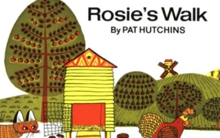 Best Children's Books - Rosie's Walk