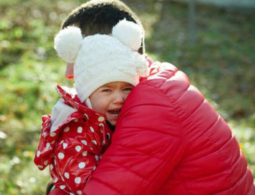 Testing Times – Toddler Tantrums