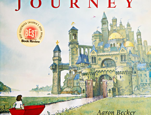 Our favourite wordless picture books